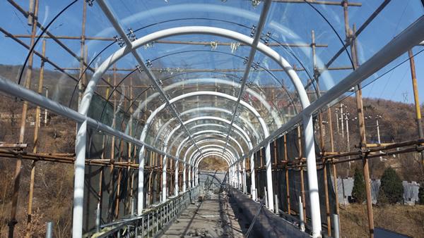 井口阳光走廊工程