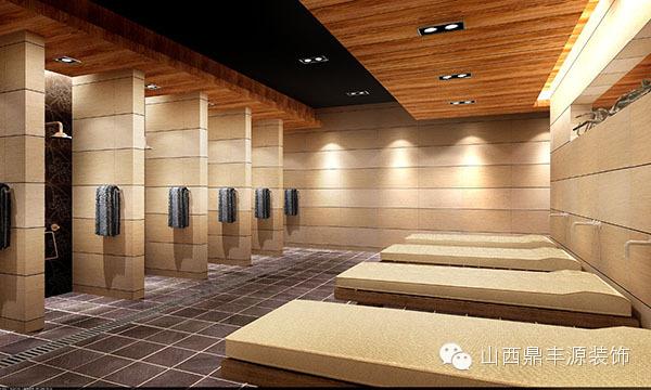 洗浴中心设计方案(二)